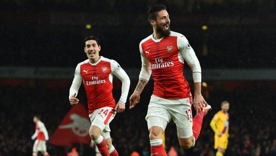 """[Exclu Téléfoot 8/01] - Mercato - Giroud : """"Avec Arsenal, on est sur le point de trouver un accord pour prolonger"""""""