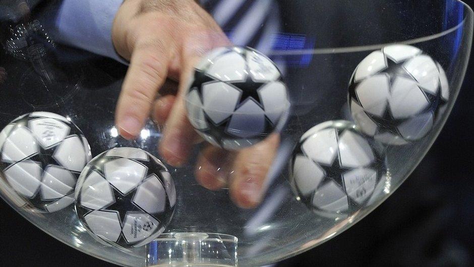 EN DIRECT - Le tirage au sort des demi-finales de la Ligue des Champions