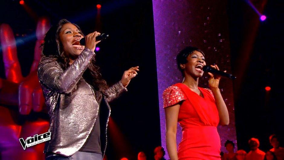 The Voice 4 - BATTLES : C'est oui pour Azania Noah, pas pour Leah