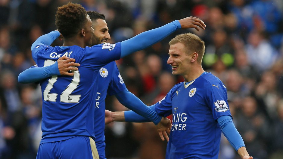 Premier League : Manchester cale, Leicester enchaîne et Liverpool enfonce Arsenal