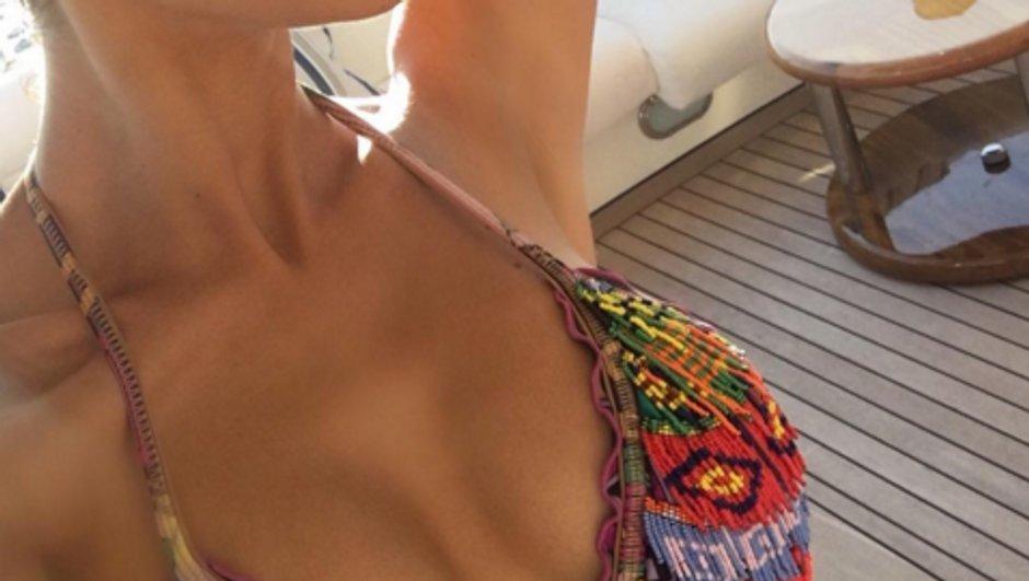 Leila Ben Khalifa : ses photos affolent encore la toile !