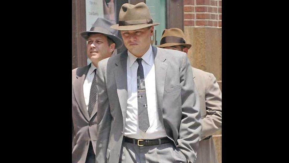 Leonardo Di Caprio, futur directeur du FBI ?