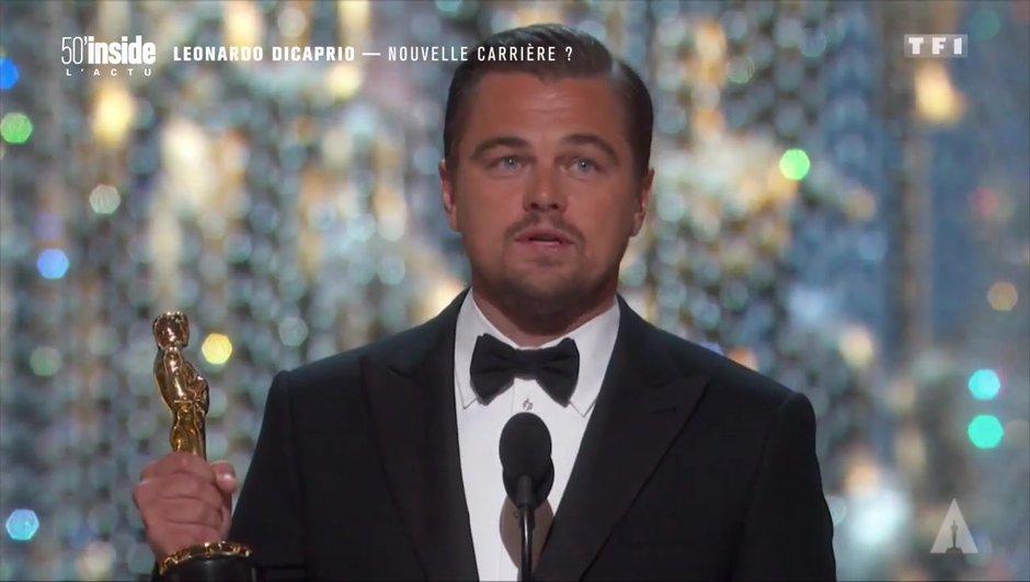 Les nouvelles ambitions de Leonardo DiCaprio
