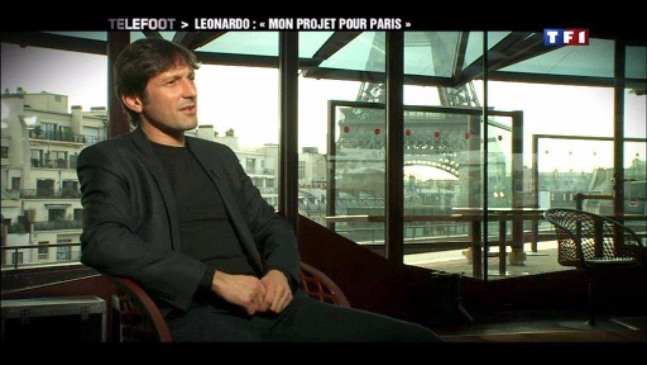 Leonardo de retour au Paris Saint-Germain ?