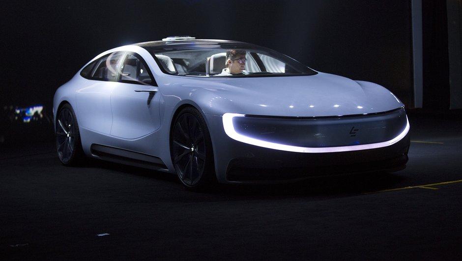 LeSEE Electric Concept, le bolide chinois qui veut détrôner Tesla