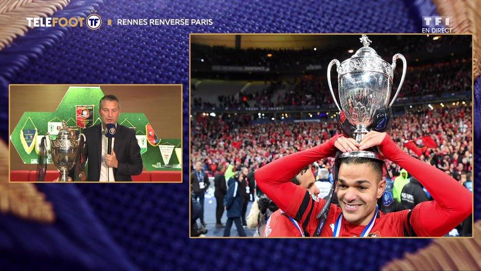 """[EXCLU Téléfoot 28/04] - Létang : """"Battre le PSG, c'est un signe fort"""""""