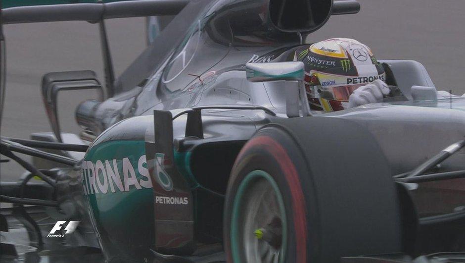 F1 - GP de Russie 2016  : Hamilton un souffle devant Rosberg aux essais 3