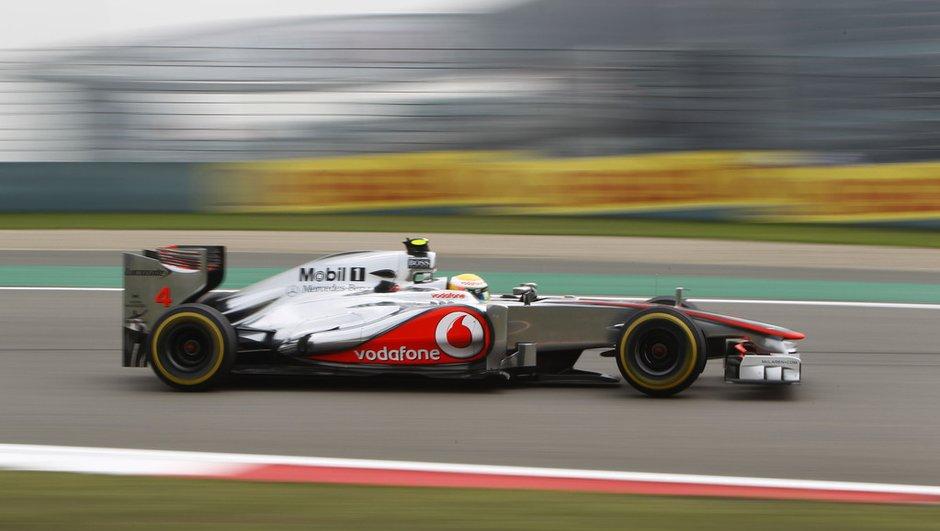 F1 : classements après le GP de Chine