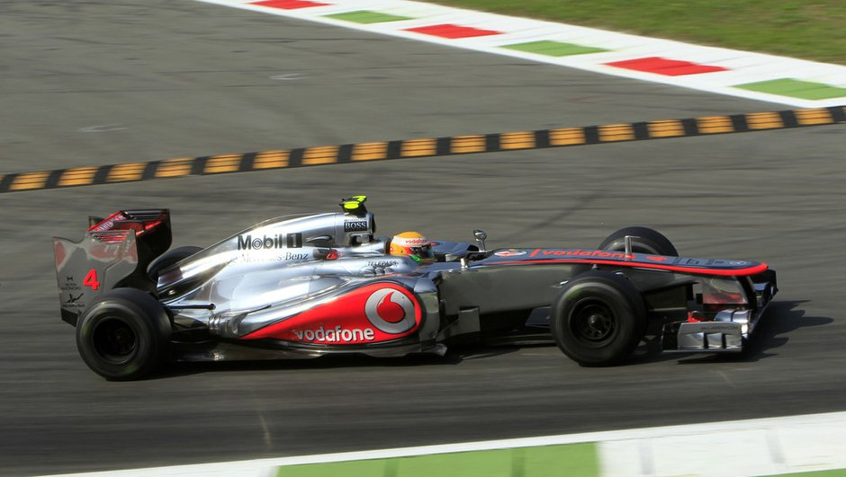 F1 GP Italie 2012 - Essais 2 : McLaren devant Ferrari
