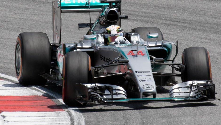 Lewis Hamilton sera pénalisé au Grand Prix de Belgique