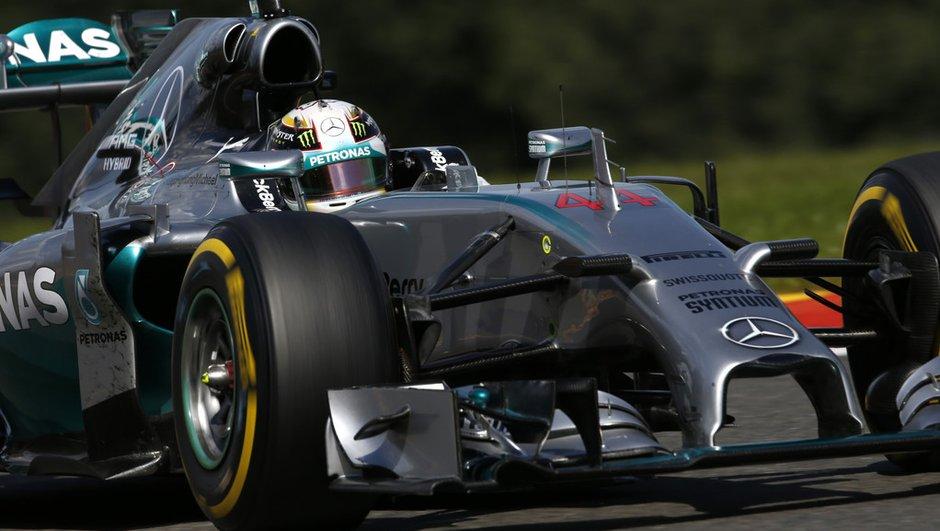 F1 - Essais 3 GP Etats-Unis 2014 : Hamilton impressionne, Rosberg freine