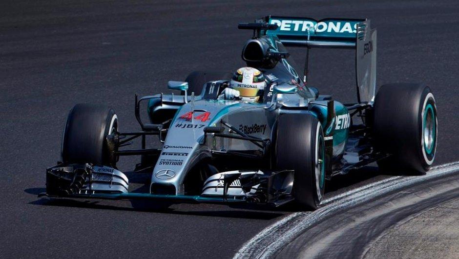 F1 2015 - GP de Hongrie: Hamilton signe une pole position magistrale