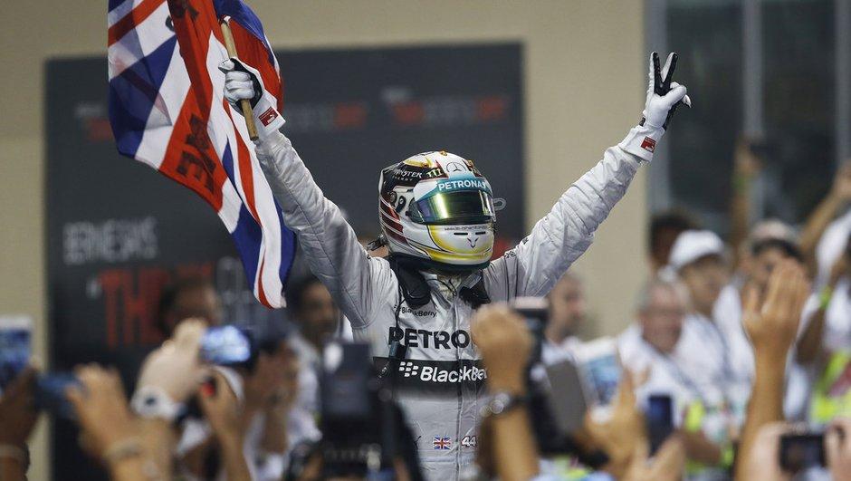 F1 : il fallait un Champion, et Hamilton en est un beau