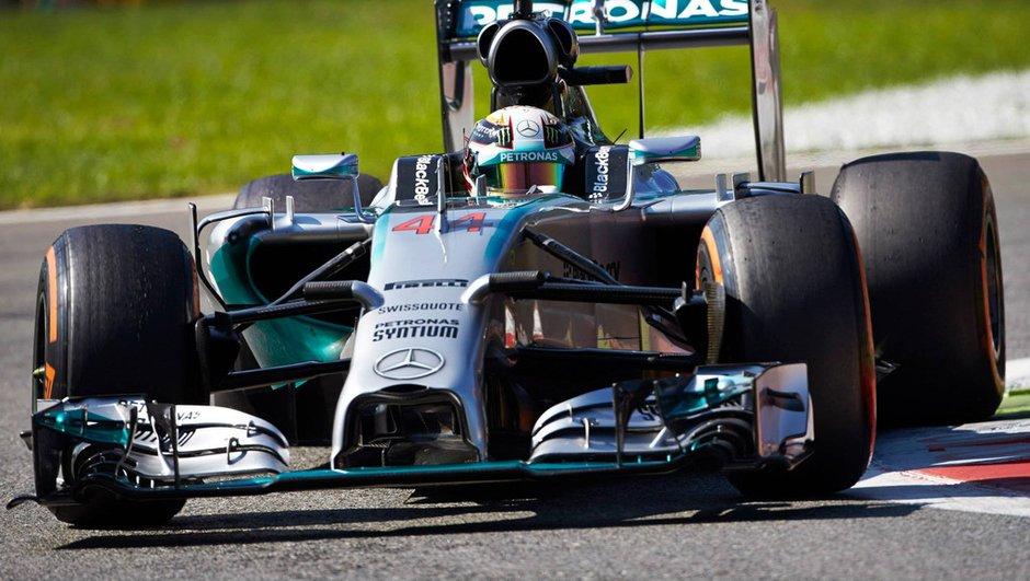 F1 2015 - Essais de Barcelone II J3 : au tour d'Hamilton de s'illustrer