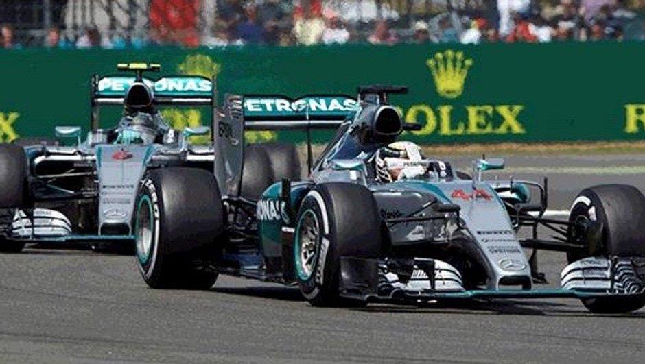 F1 - GP de Hongrie 2015: Hamilton domine les essais libres 1