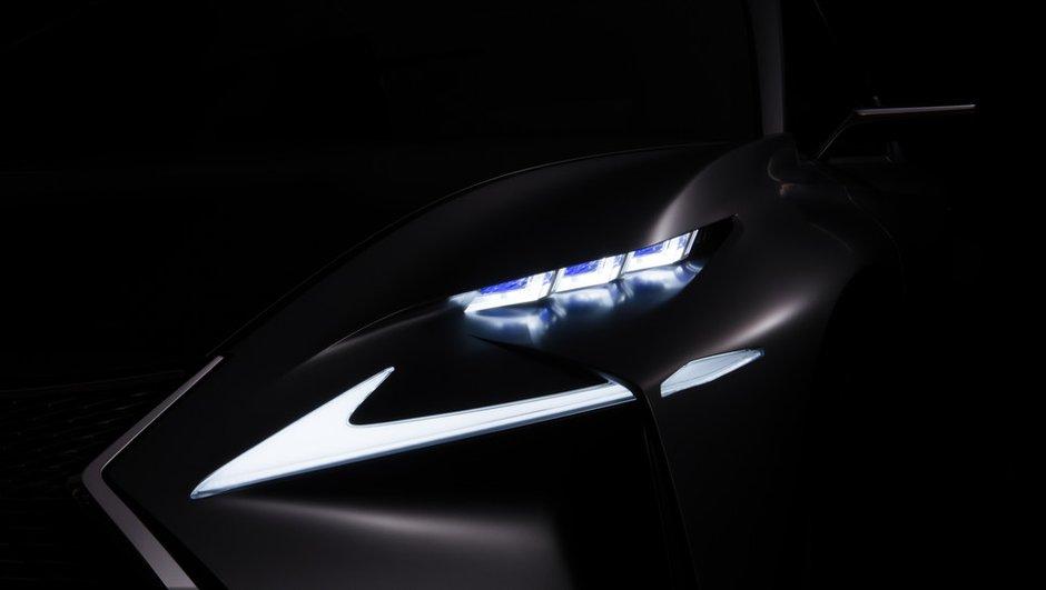 Lexus : un nouveau concept LF-CX à Francfort ?