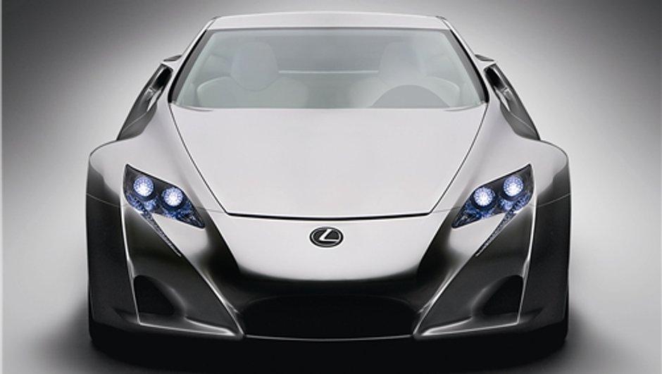 Lexus LFA : La voiture de série la plus rapide du monde ?