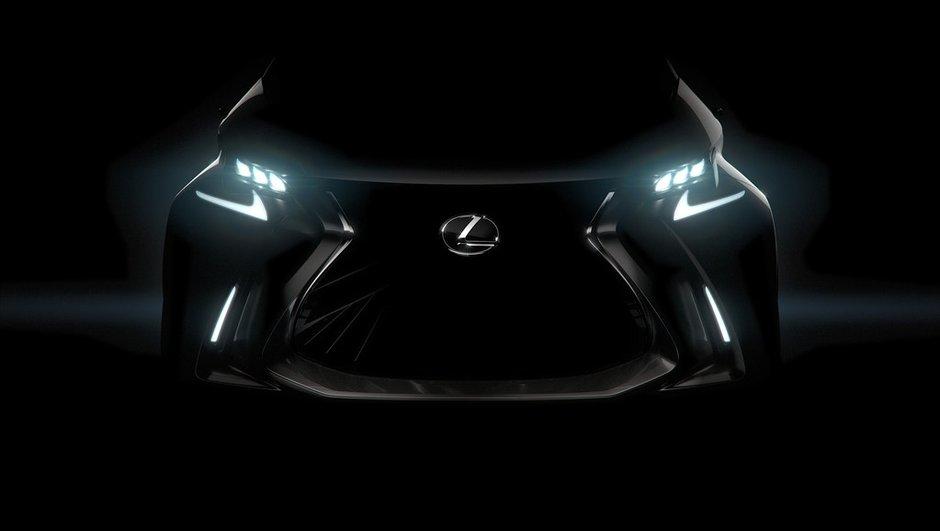 Lexus LF-SA Concept : une nouvelle citadine à Genève ?