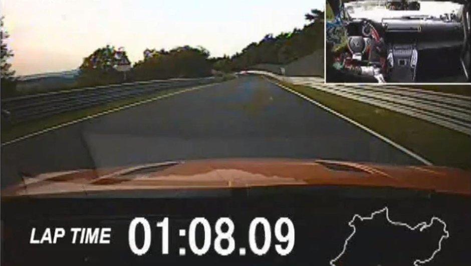 Vidéo : le record de la Lexus LFA sur le Nürburgring