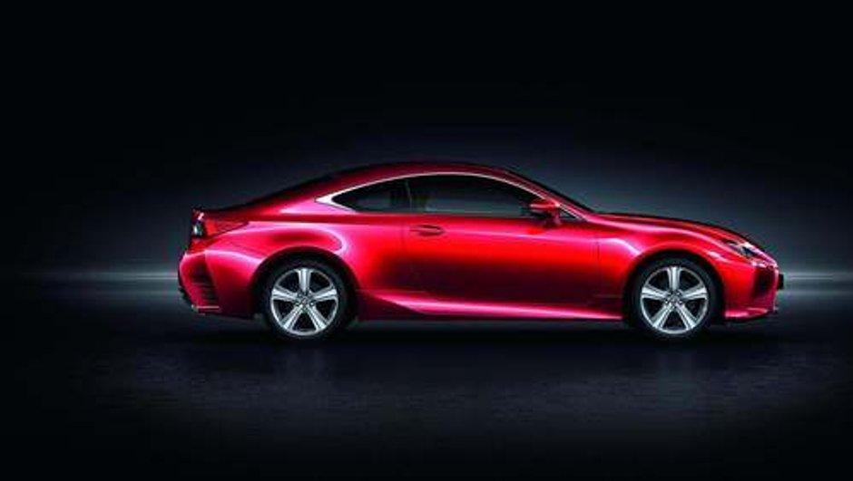 Lexus annonce un moteur 245ch pour son RC 200t