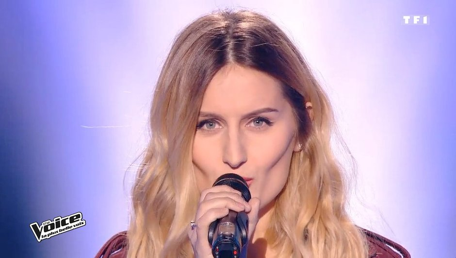 Lidia, de l'Eurovision à The Voice