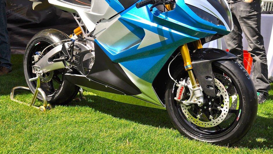 Lightning LS-218 2014 : la superbike électrique aux 200 ch