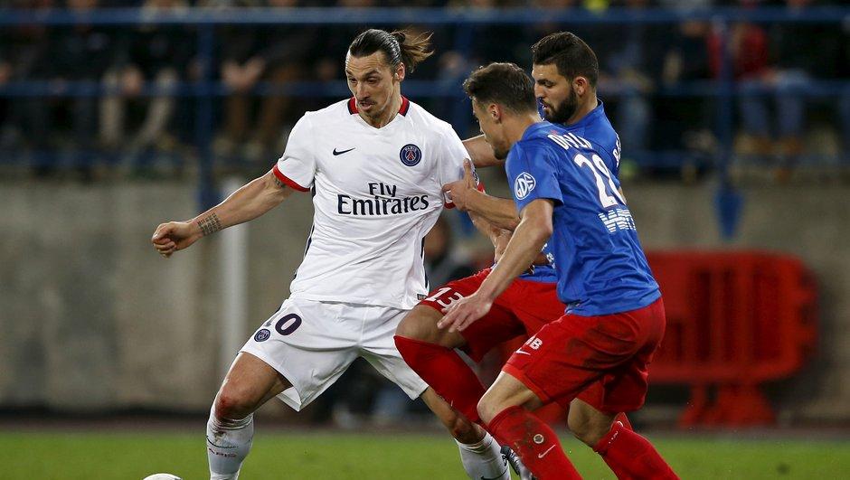 Ligue 1 : Un PSG record, Troyes freine Monaco, le derby breton pour Rennes