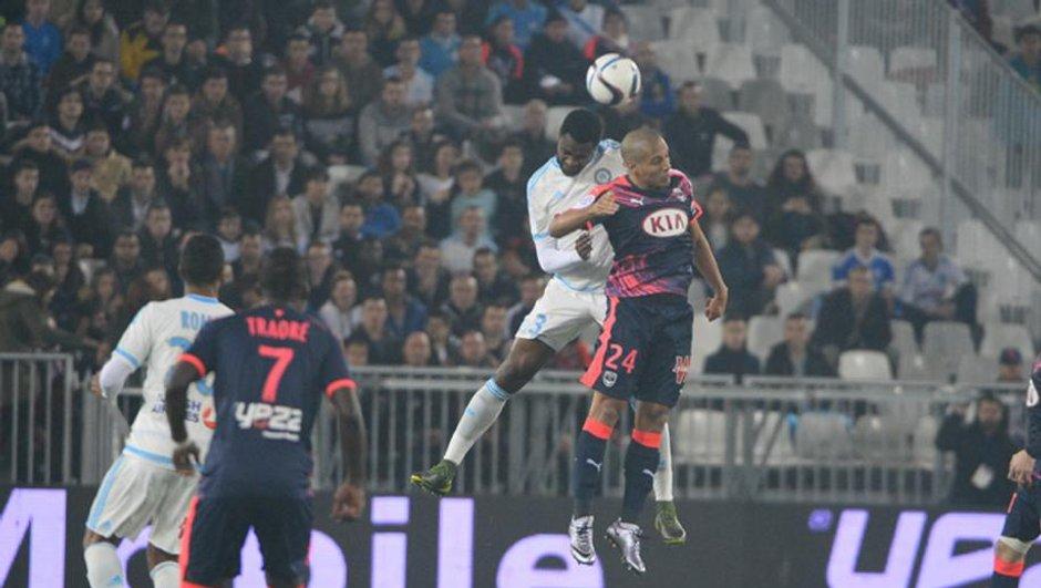 Ligue 1 – Bordeaux et l'OM dos à dos