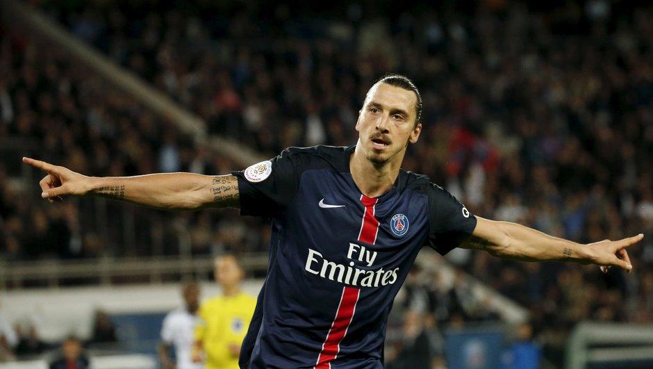 Ligue 1 : Le PSG écrase Toulouse, Ibrahimovic soigne ses stats