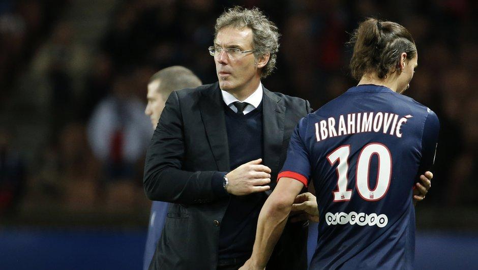 PSG : Laurent Blanc évoque son avenir et celui de Zlatan Ibrahimovic