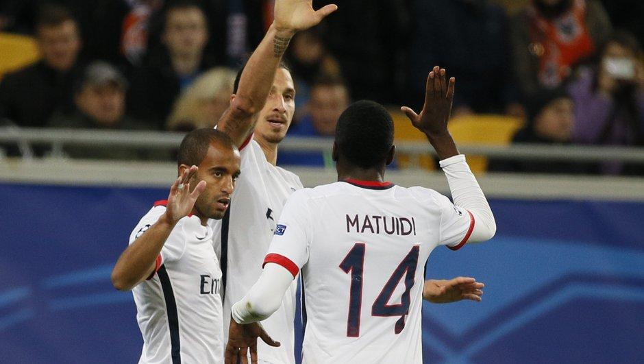 Ligue des Champions : Le PSG assure, la Juve confirme, les deux Manchester se réveillent