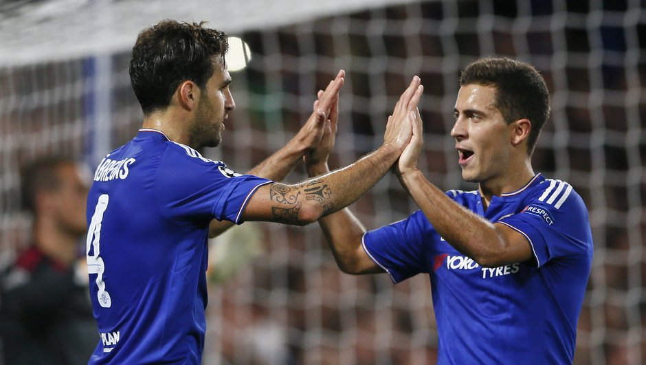 LDC-Gr. F & G : Arsenal battu, Chelsea cartonne
