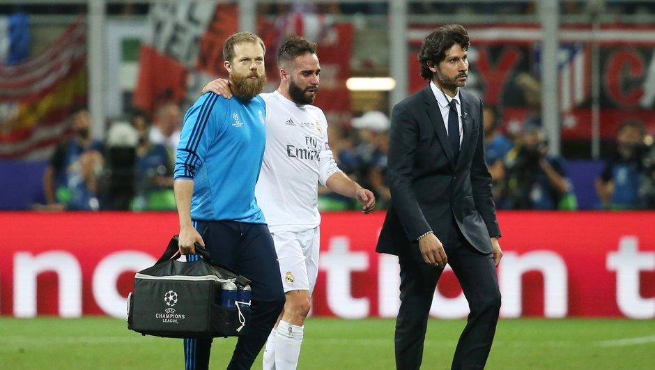 Euro 2016 - Espagne : Dani Carvajal forfait, Bellerin le remplace