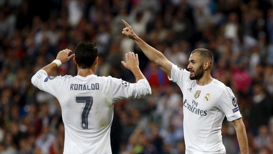 LDC-Classement des buteurs : Ronaldo et les Français en forme
