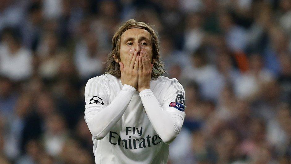 Real Madrid: Modric suspendu face au Barça à cause d'une suspension vieille de trois ans