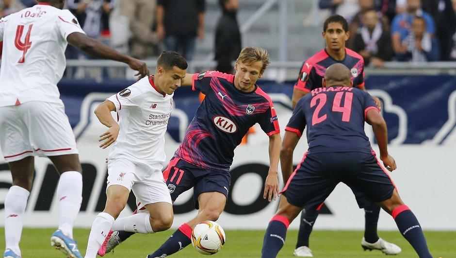 Ligue Europa : Bordeaux tient tête à Liverpool, victoire facile pour l'OM