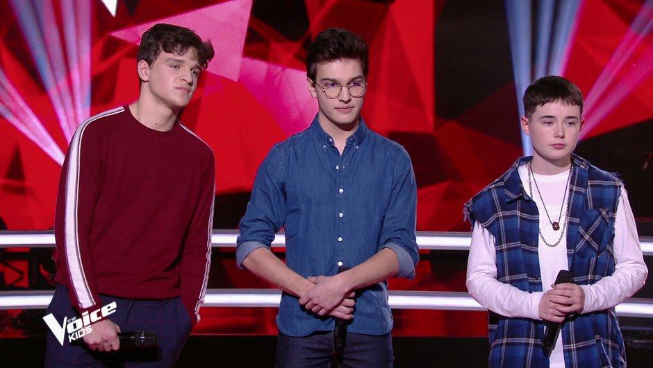 The Voice Kids 6 - BATTLES (Soprano) : Qui de Lilou, Leny ou Pierre a gagné ? (REPLAY)