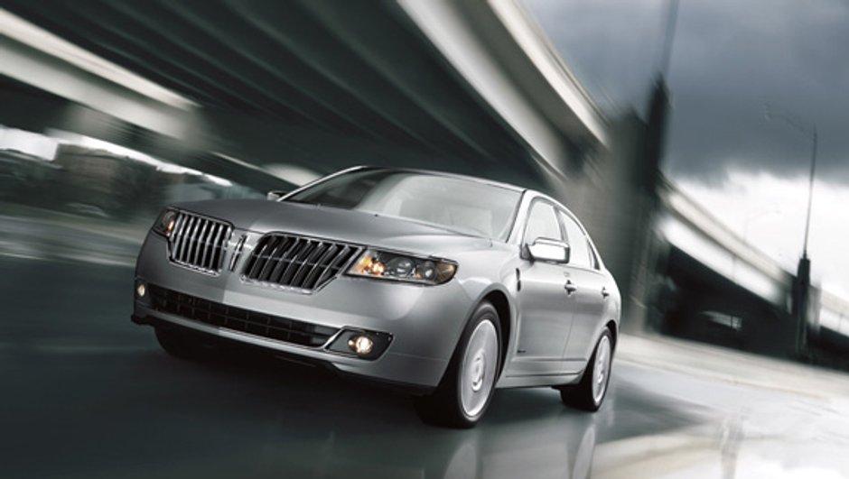 La Lincoln MKZ enfin hybride !