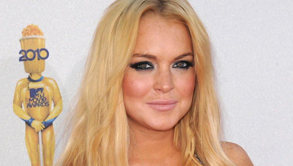 Lindsay Lohan entièrement nue dans le rôle d'une star du porno