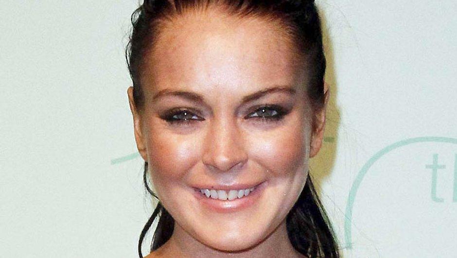 Lindsay Lohan va poser nue pour le lancement de ses sacs