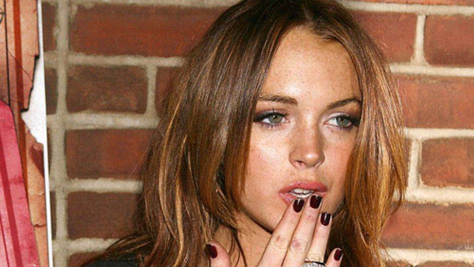 Lindsay Lohan devra porter un bracelet anti-alcool et anti-drogue