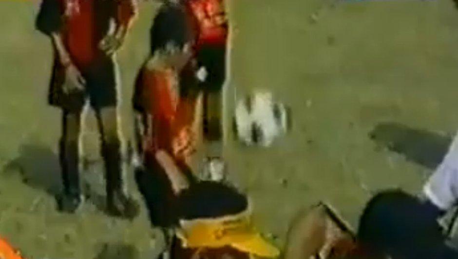 Insolite : le Ballon d'Or® Messi à l'âge de 10 ans ! (vidéo)