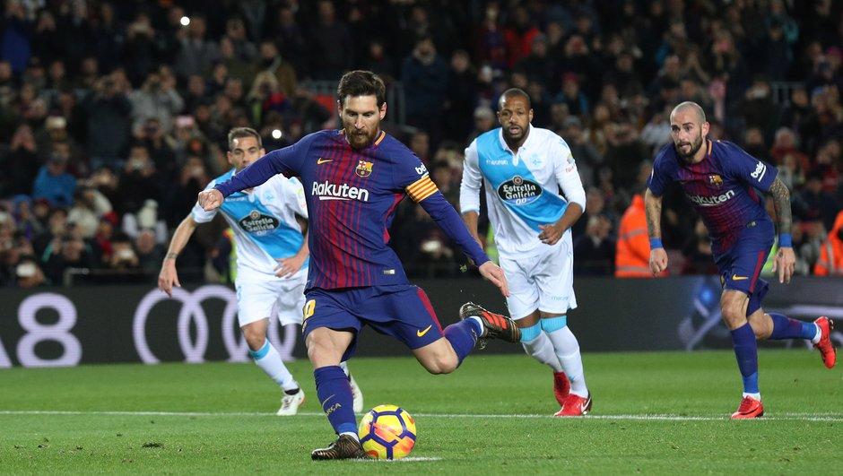 FC Barcelone : Messi ne sait plus tirer les penalties