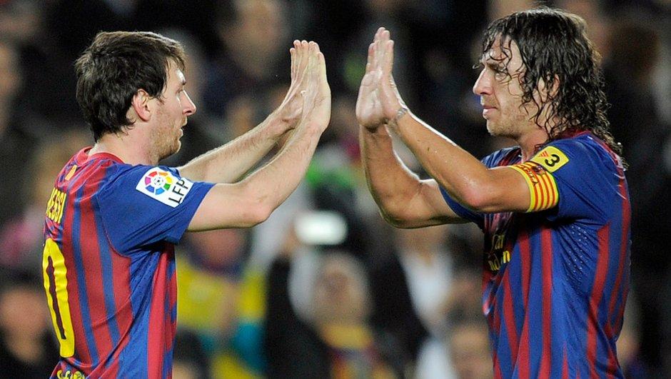 Ligue des champions : Messi chasse Puyol, le choc Atlético-Chelsea, l'incertidude Higuain