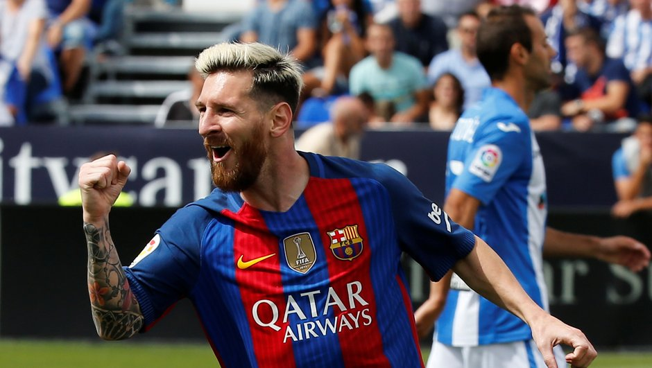 Quand « le monstre » Messi lance un avertissement à Guardiola
