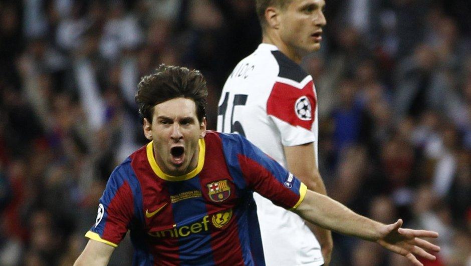 FC Barcelone : champion !