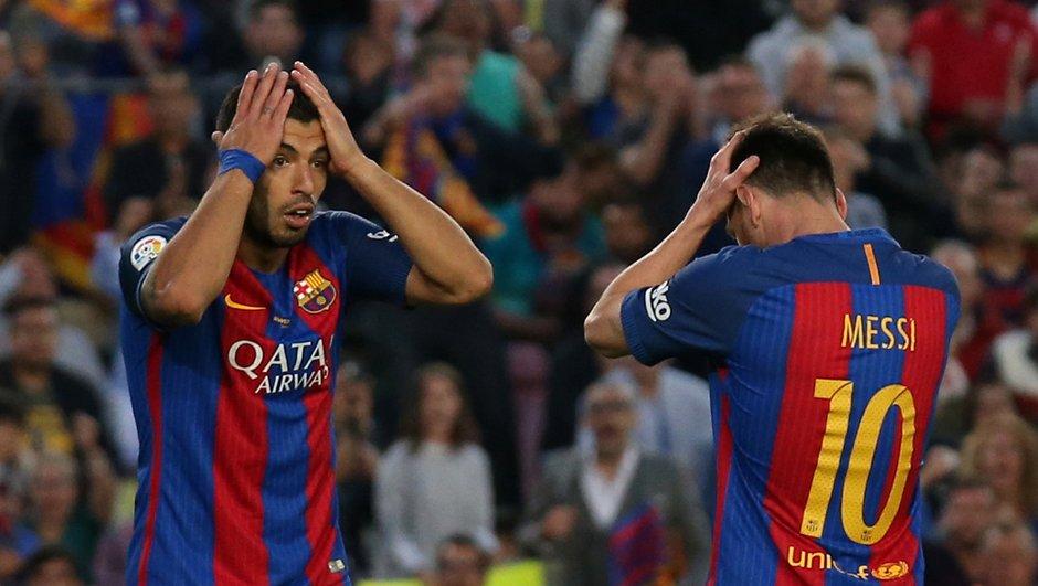 FC Barcelone : Très mauvaise nouvelle pour Luis Suarez