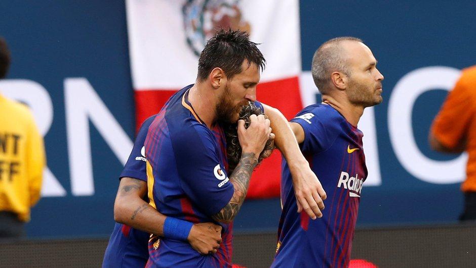 Real Madrid / FC Barcelone (2-3) - Messi et Rakitic ont lancé le Barça, Neymar et Piqué ont fini le boulot : les buts du Clasico en VIDEO