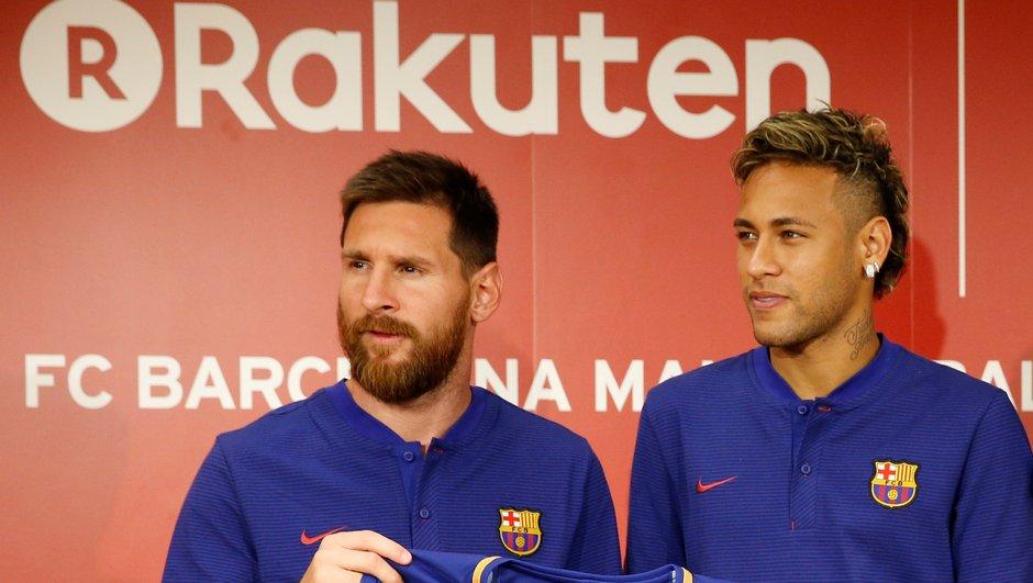 Mercato: l'argument qu'a utilisé Messi pour convaincre Neymar de rester !
