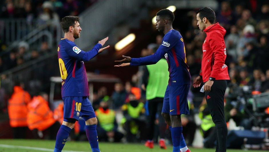 FC Barcelone / En confiance, Ousmane Dembélé a séduit le Camp Nou